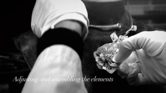 Boucheron / Fleur du jour – Atelier