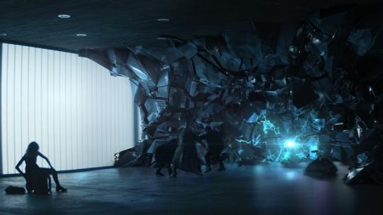 MUGLER / We Are All Alien / VFX